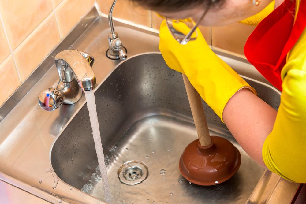 排水溝 掃除