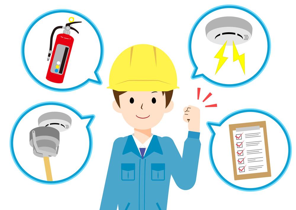 建物別・消防設備点検の費用目安